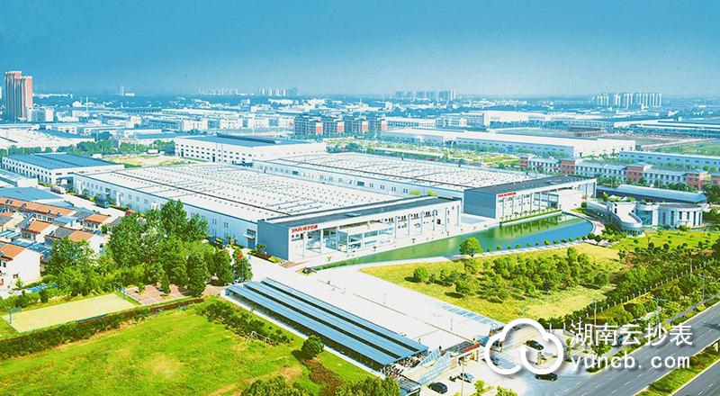 工业园能耗监测系统