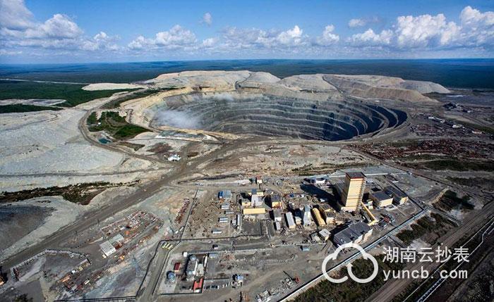 矿场能耗监测系统