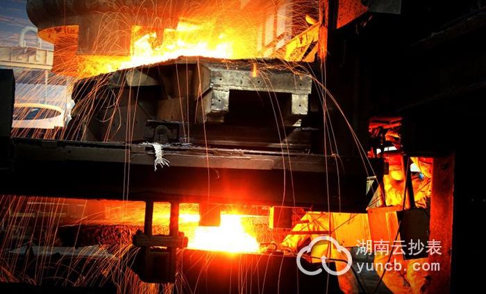 钢厂能耗监测系统