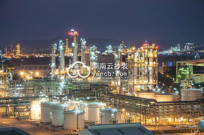 化工厂能耗监测系统