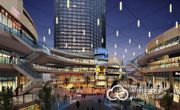 商业广场智能远程抄表系统