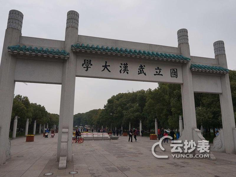 武汉大学生命学院预付费远程抄表系统