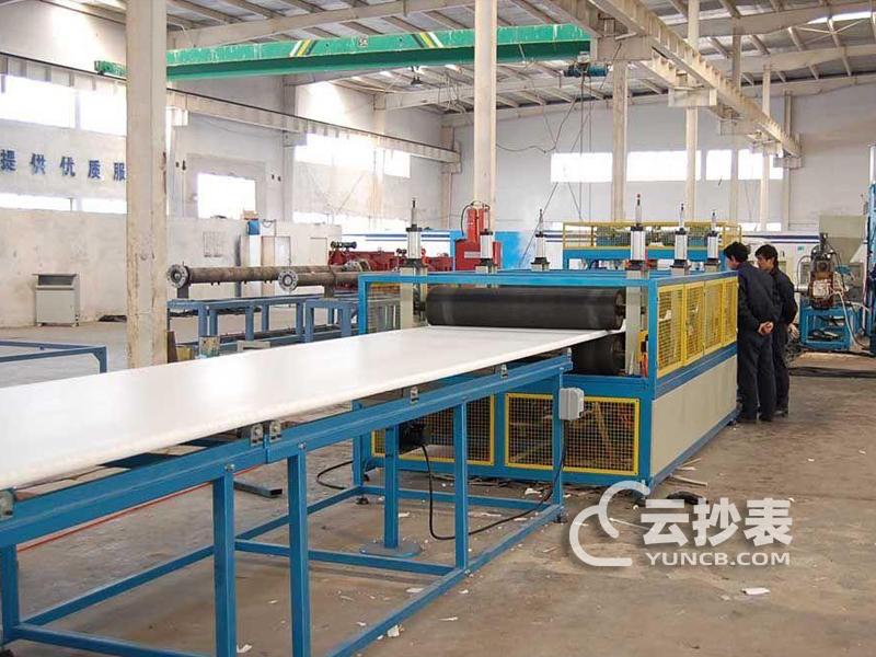 云抄表工厂能耗监测案例:湖南岳盛新型材料有限公司