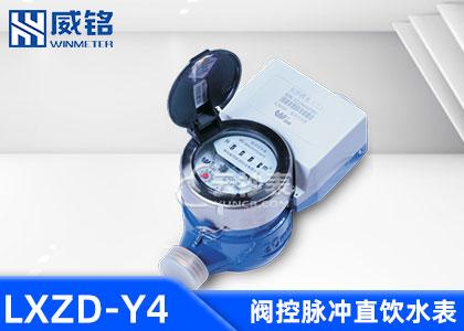长沙威铭LXZD-Y4阀控水表支持M-BUS抄表方案