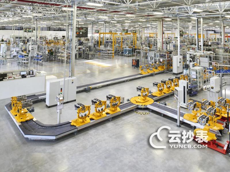 工厂能耗管理方案